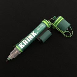 Light Green Krink Handmade...